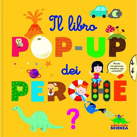 IL LIBRO POP-UP DEI PERCHE'