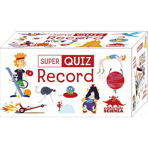 SUPERQUIZ BOX: RECORD