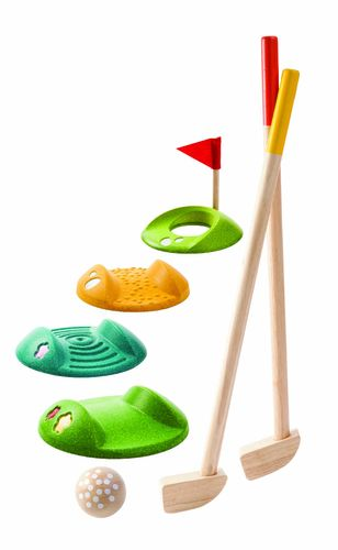 MINI GOLF PER DUE