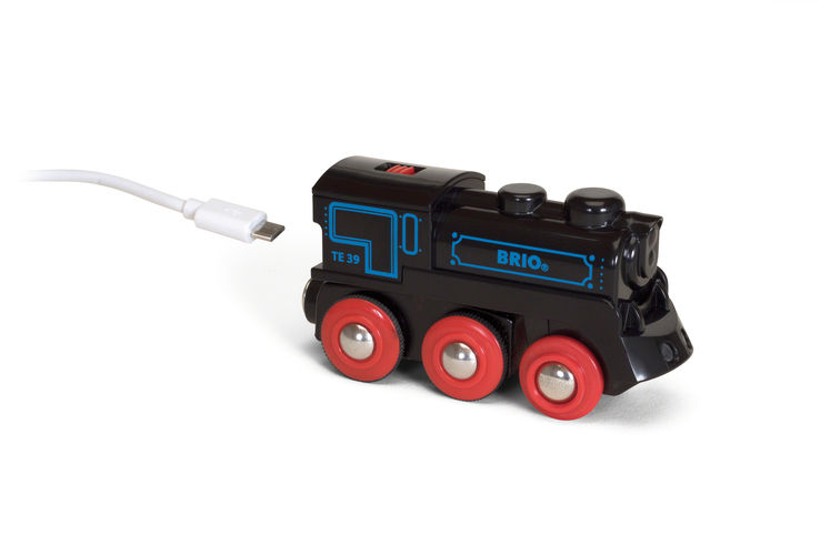 LOCOMOTIVA RICARICABILE USB