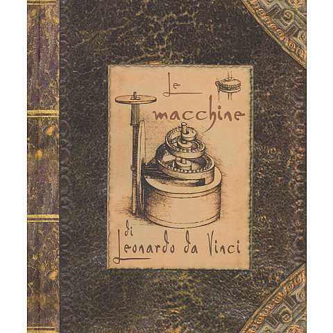 LE MACCHINE DI LEONARDO POP-UP
