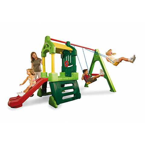 CLUBHOUSE SWINGSET