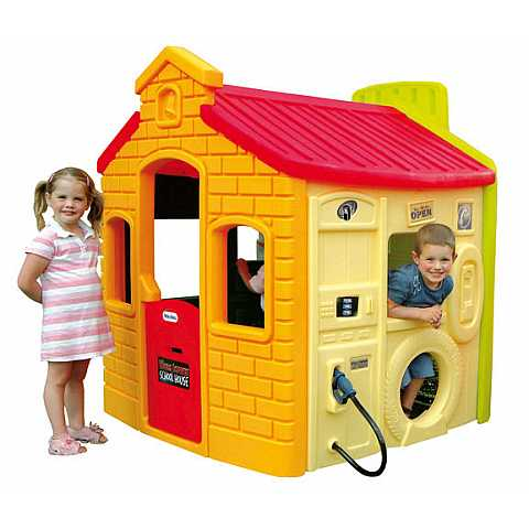 MULTI-ACTIVITY PLAYHOUSE