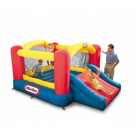 Jump `n Slide Bouncer