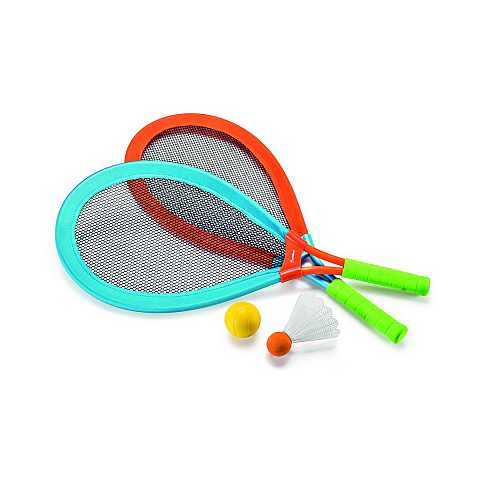 Giant racket set