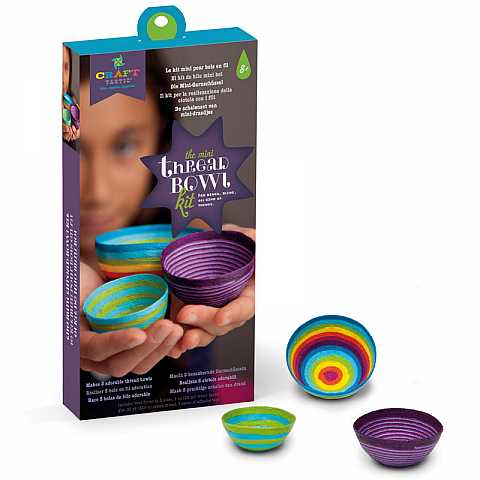 The mini thread bowl kit