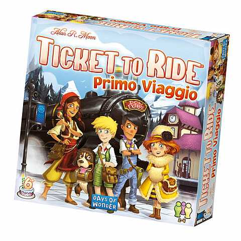 TICKET TO RIDE: FIRST TRIP