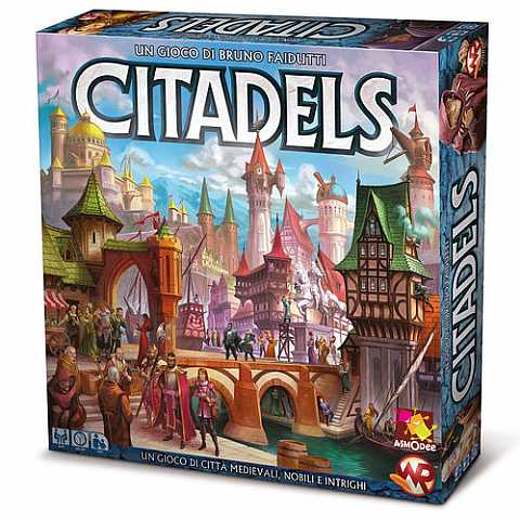 CITADELS NV