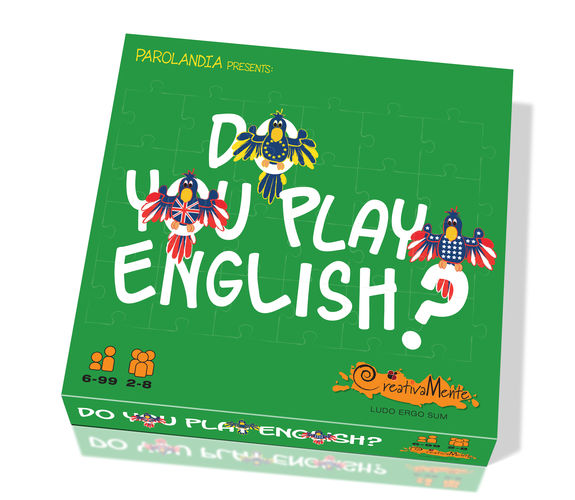 DO YOU PLAY ENGLISH