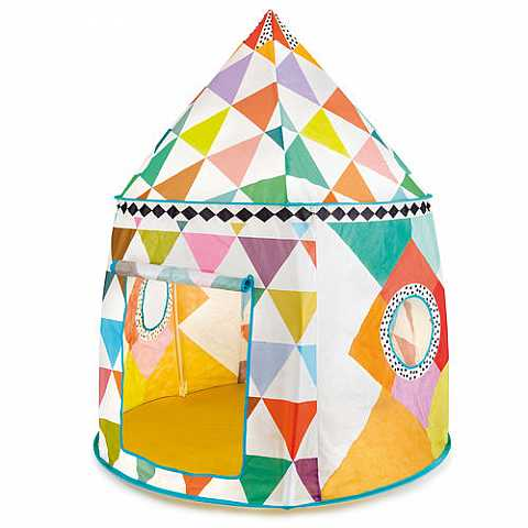 TENDA MULTICOLORE