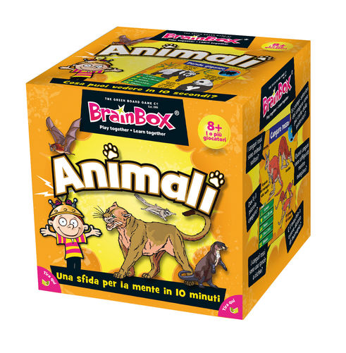 BRAIN BOX: ANIMALI