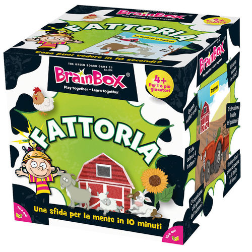 BRAINBOX: FATTORIA