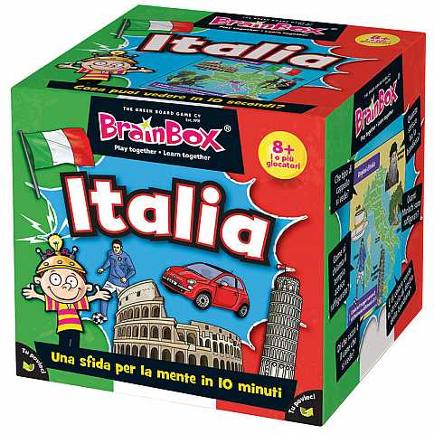 BRAINBOX: ITALIA