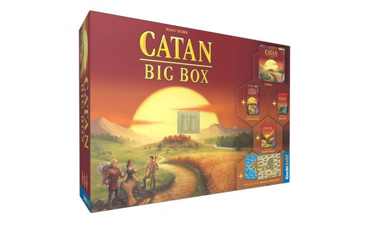 BIG BOX COLONI DI CATAN