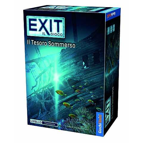 EXIT: IL TESORO SOMMERSO