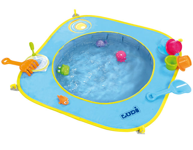 PISCINA POP UP DA SPIAGGIA