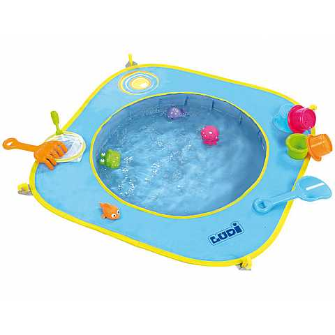 Pop-up swimming `Beach`