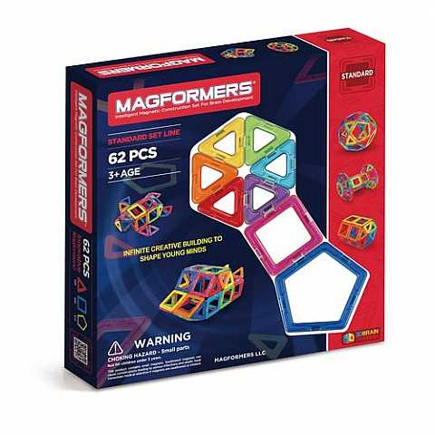 MAGFORMERS 62 PZ