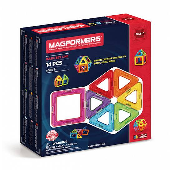 MAGFORMERS 14 PZ