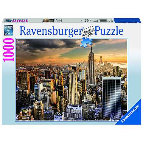 PUZZLE 1000 PZ: MAESTOSA NEW YORK