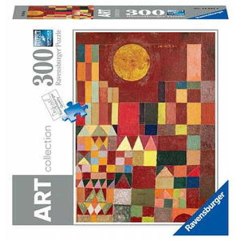 PUZZLE 300 PZ: PAUL KLEE CASTLE AND SUN