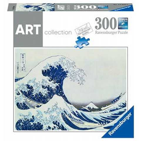 PUZZLE 300 PZ: THE GREAT WAVE OFF KANAGAWA