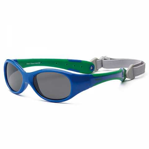 Blue and green Kid sunglasses  T0
