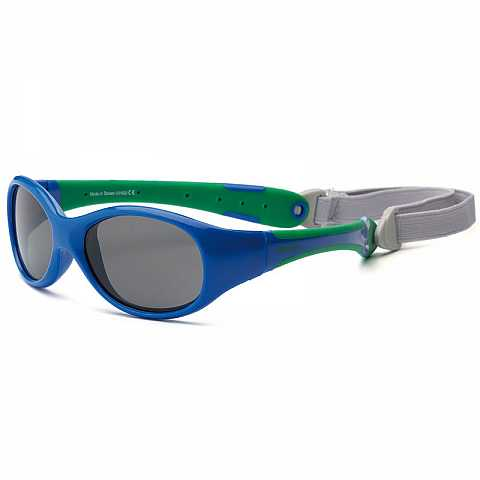 Blue and green  Kid sunglasses T2