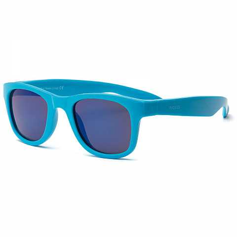 Fluorecent blue  surf sunglasses T4