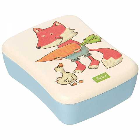 Fox lunch box