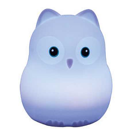 Soft lamp: owl