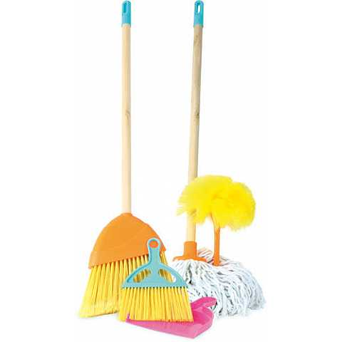 house cleaning set