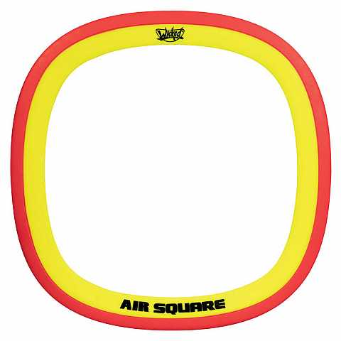 FRISBEE air square