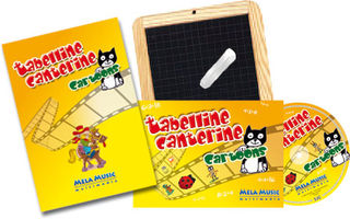 TABELLINE CANTERINE CARTOON