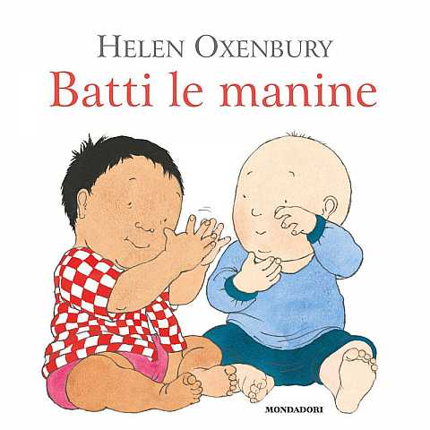 BATTI LE MANINE - MINI OXEMBURY