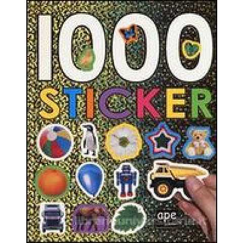 1000 STICKERS NV