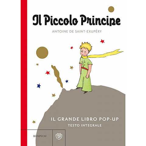 PICCOLO PRINCIPE POP-UP