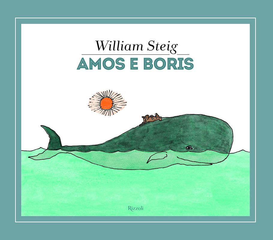 AMOS E BORIS-WILLIAM STEIG