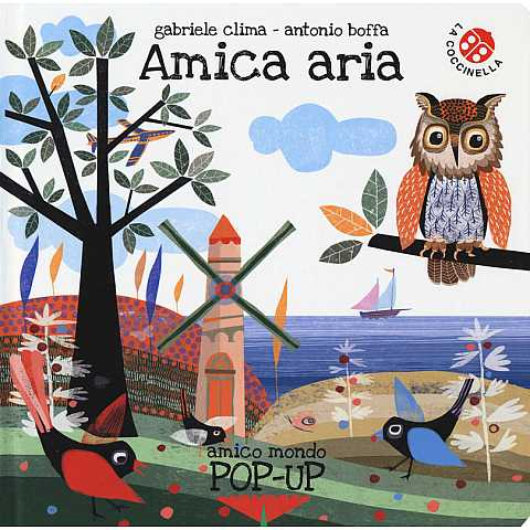 AMICOMONDO: AMICA ARIA-POP UP