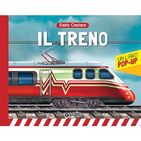 IL TRENO POP-UP