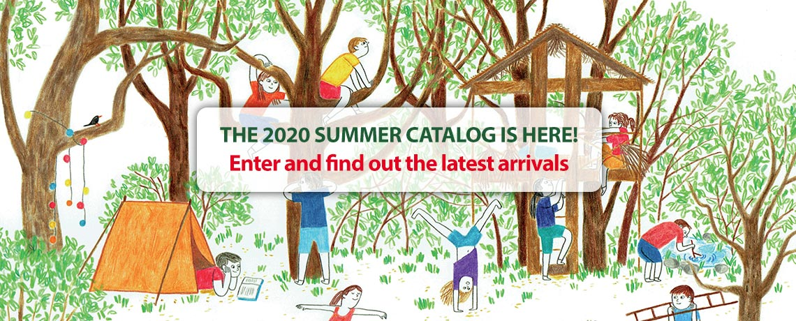 The 2020 Summer catalog is here! Enter and find out the latest arrivals