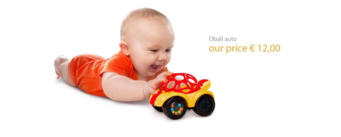 Oball auto our price 12,00 Euros.