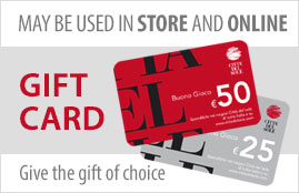 Buoni Gioco. Our gift cards.
